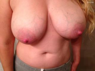 My Big Tits Engorged Milkers