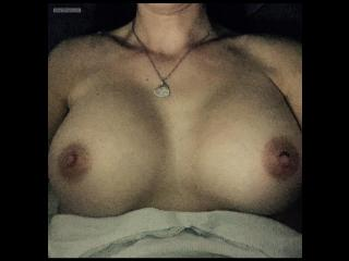Big Tits Of My Wife Selfie by Hot Gal