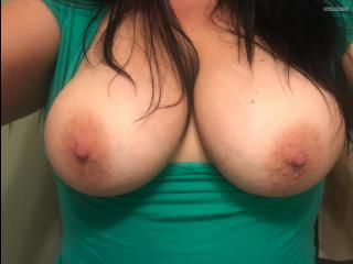 My Big Tits Selfie by Shirley
