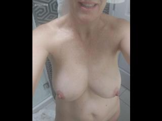 My Big Tits Selfie by Hot Wife