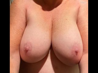 My Big Tits Topless LouSmith