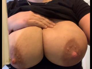 My Extremely big Tits Wife's Mangoes