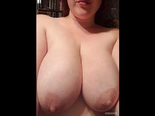 My Extremely big Tits Selfie by Bignjuicy
