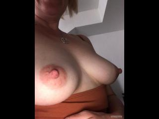 My Small Tits Selfie by Peachy