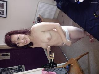 My Small Tits Topless Girly