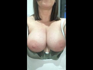 My Very big Tits Selfie by Sassy Sarah