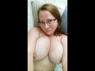 Very big Tits Of My Room Mate Topless Selfie by Zsaz