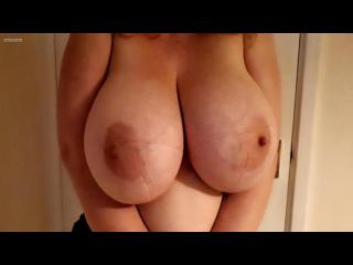 Very big Tits Of My Wife Sarah