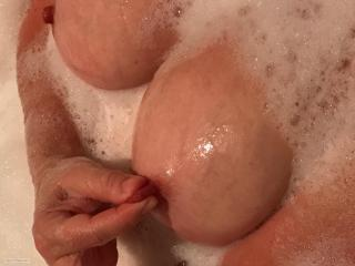 My Very big Tits Selfie by Beer Boobj