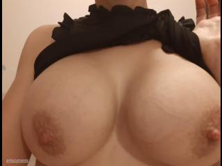 My Very big Tits Selfie by Bri