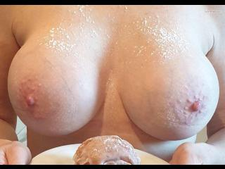 Very big Tits Of My Wife Hot Wife