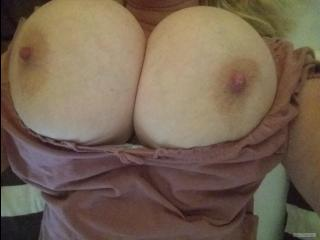My Very big Tits Hot Babe