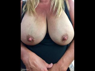 Very big Tits Of My Wife Milf