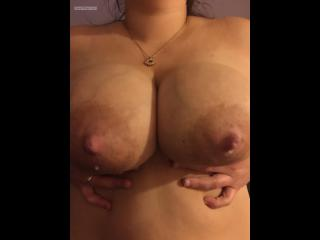 Very big Tits Of My Girlfriend Ally Lea