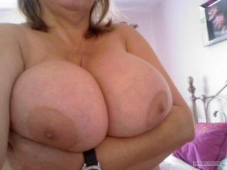 My Very big Tits Selfie by Babs