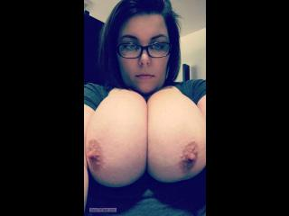 My Very big Tits Topless Biggest Titties