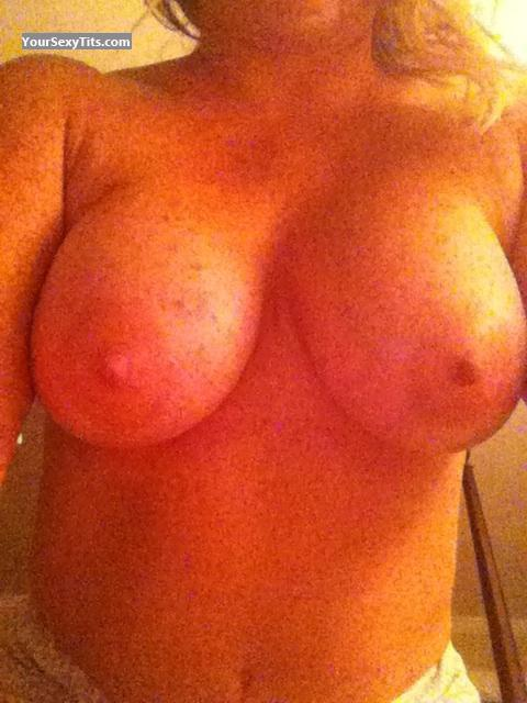 My Big Tits Selfie by Ncmom