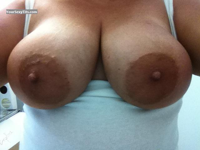 My Big Tits Selfie by Brkntrxn