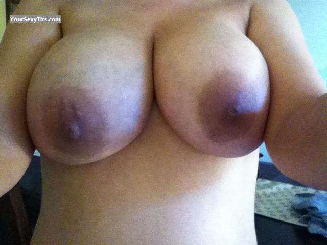 My Big Tits Selfie by Sonia