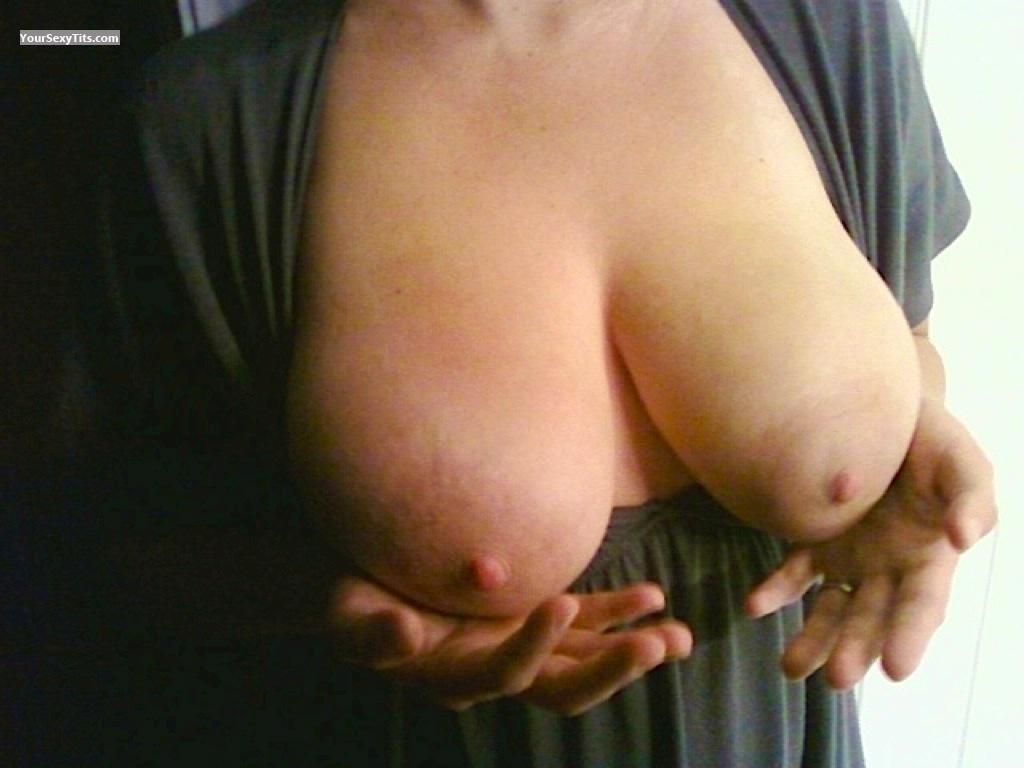 Tit Flash: Big Tits By IPhone - Angie from United States