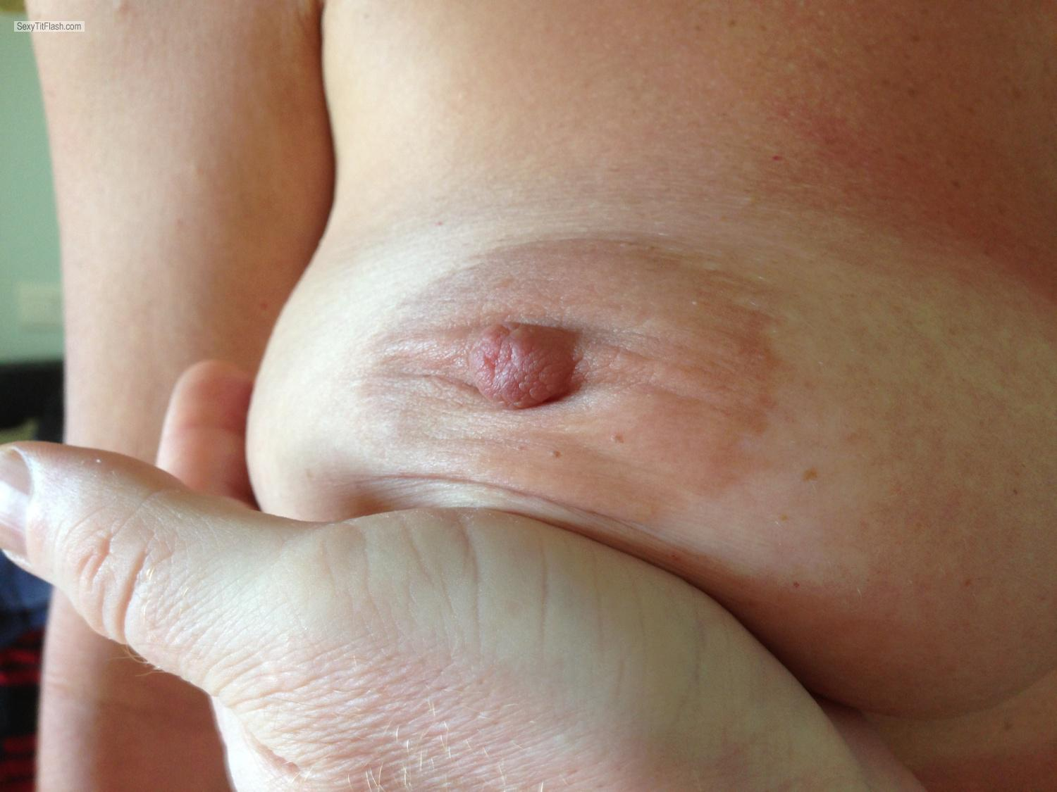Tit Flash: Big Tits By IPhone - Pascha7468 from Germany