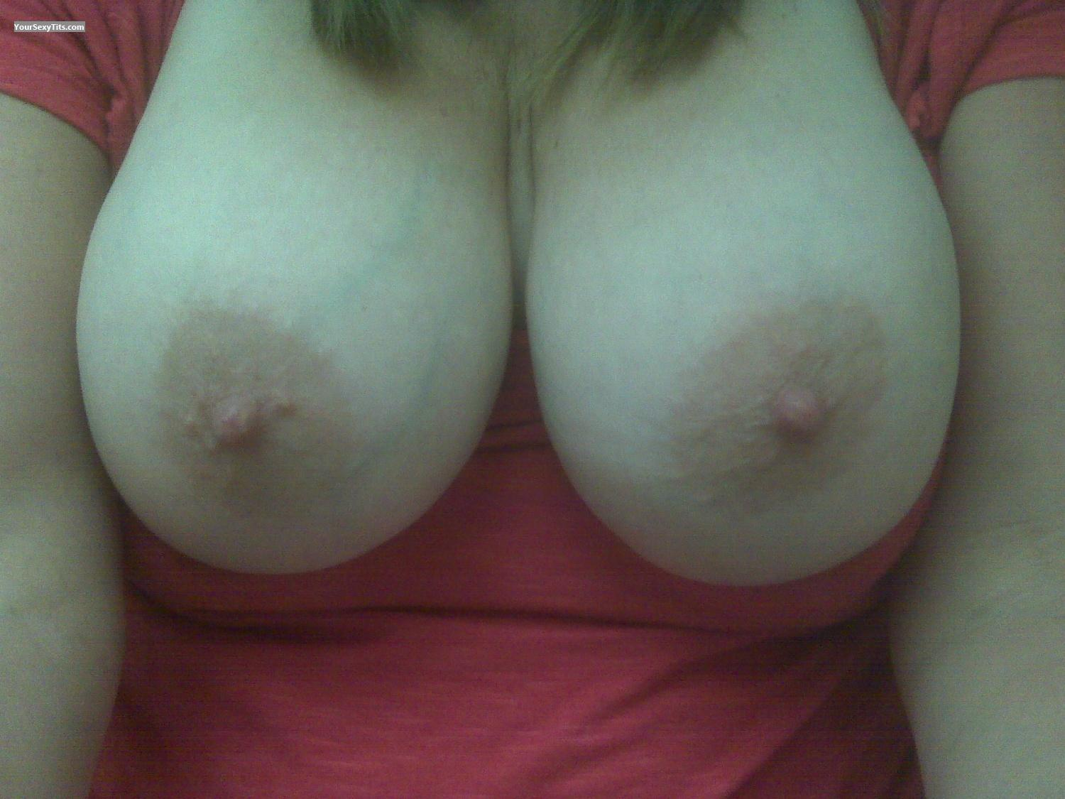 My Big Tits Selfie by Wowza