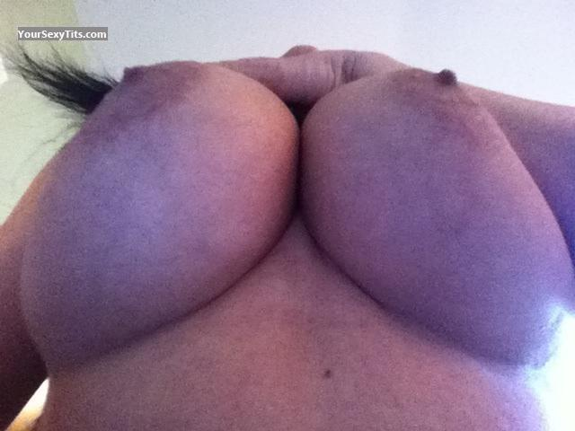 My Big Tits Selfie by Ilovesd