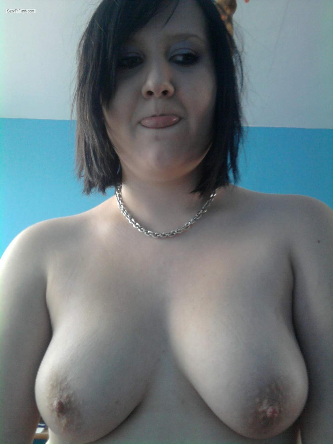 Big Tits H-chick