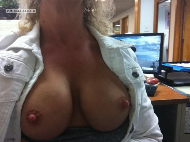 My Medium Tits Selfie by Sandy