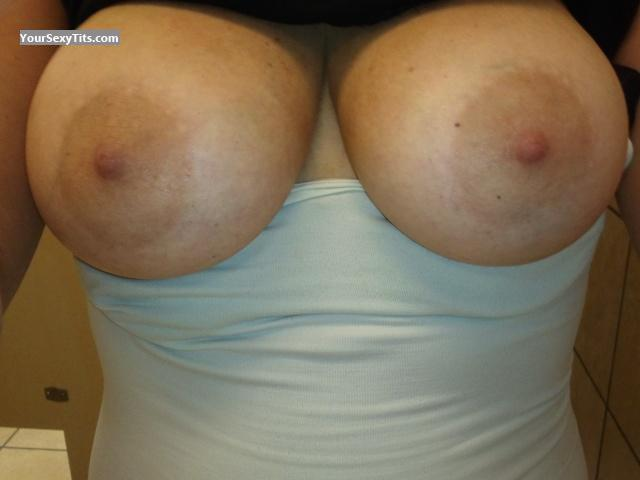 My Big Tits Selfie by Andie