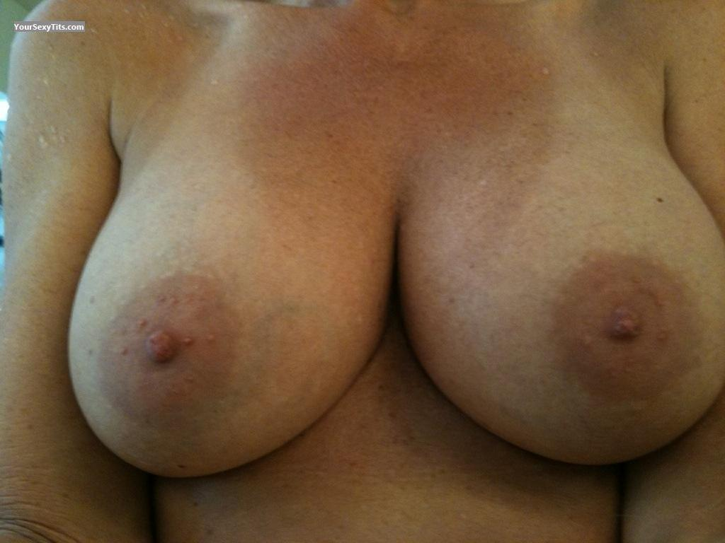 My Big Tits Selfie by Hotwife42