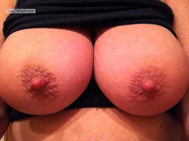 My Big Tits Selfie by Tracey