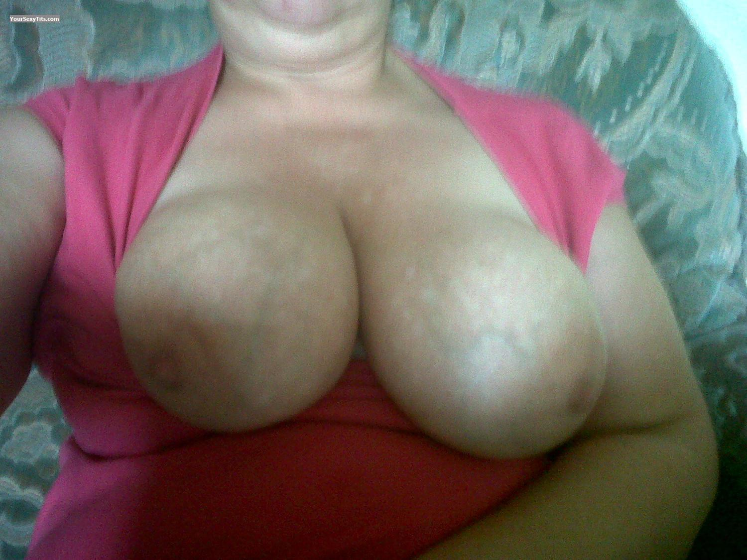 My Big Tits Selfie by Hot Girl