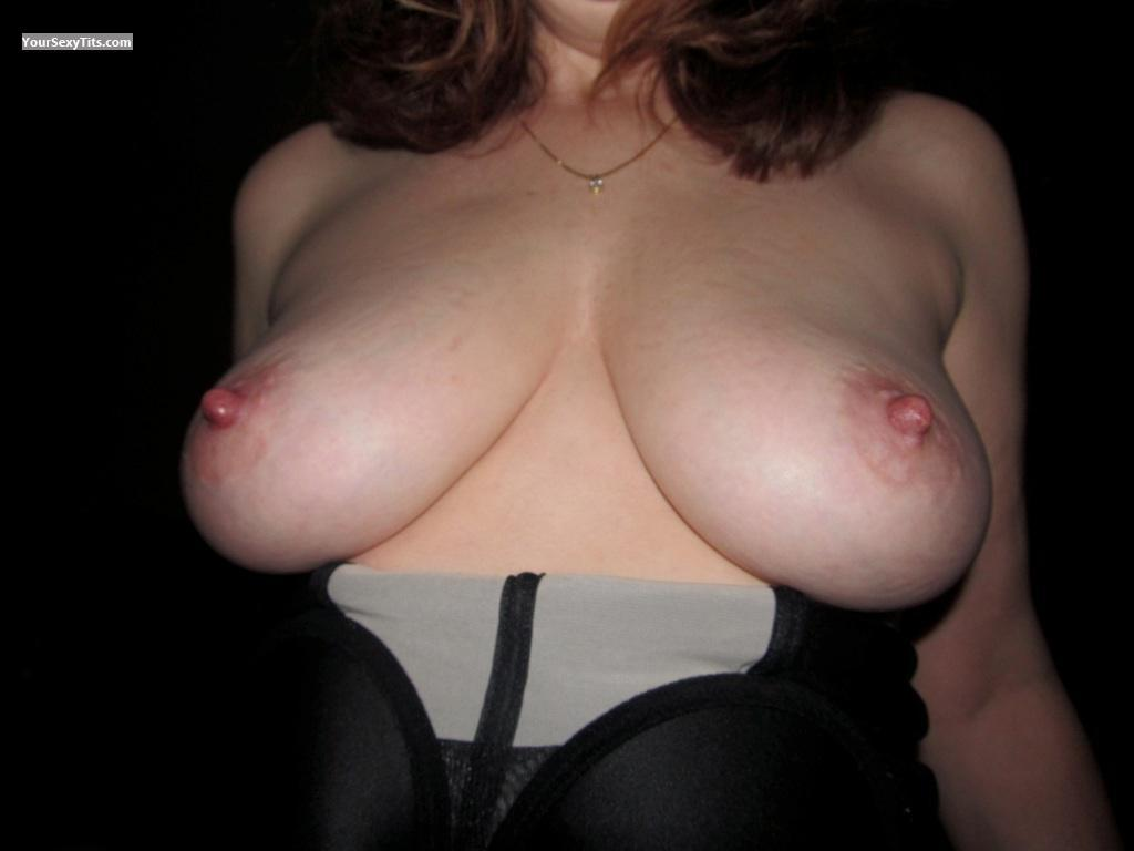 Tit Flash: Big Tits By IPhone - MJ from United States