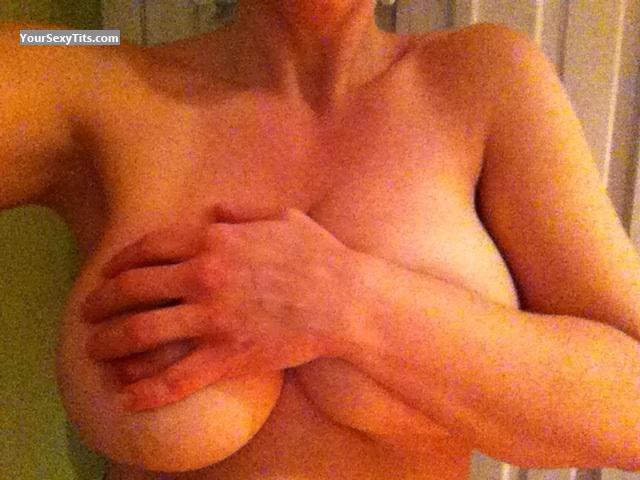 My Big Tits Selfie by C
