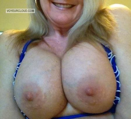 My Big Tits Selfie by Annet