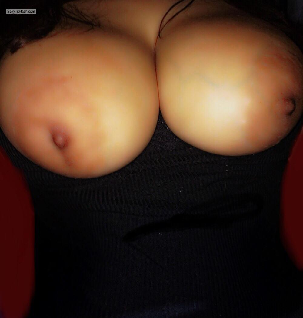 My Big Tits Selfie by Tatas