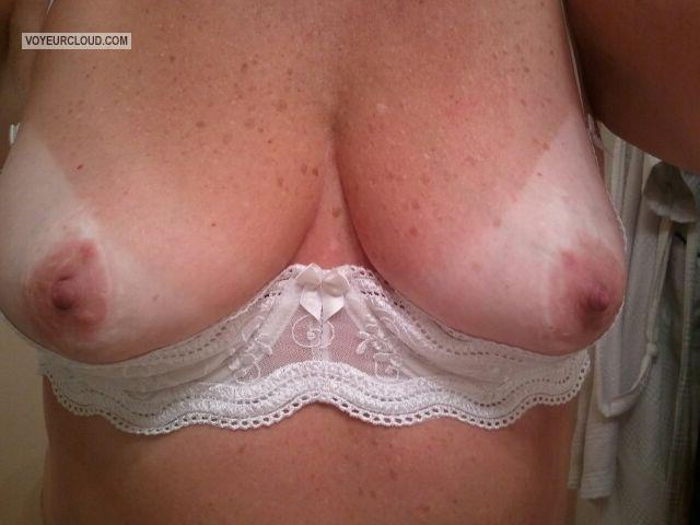 My Big Tits Selfie by Miss Fla