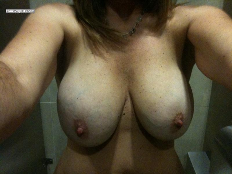 My Big Tits Selfie by PrincessP