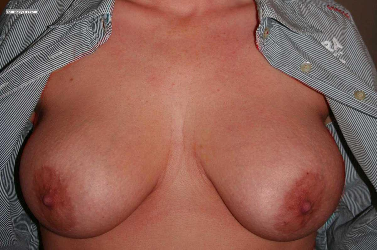 Tit Flash: Big Tits - Tanya from Netherlands
