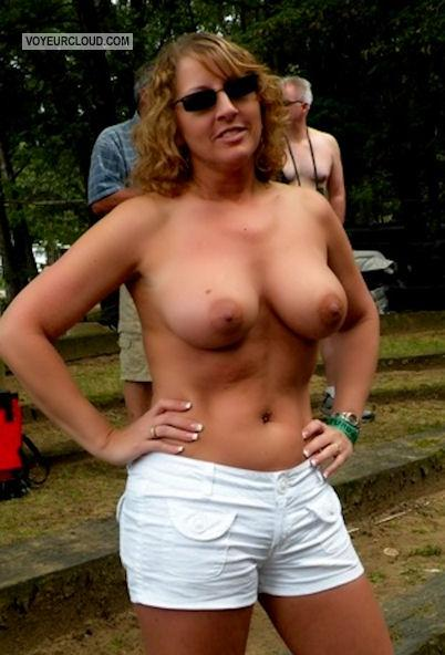 Something Medium tits topless friends apologise, but