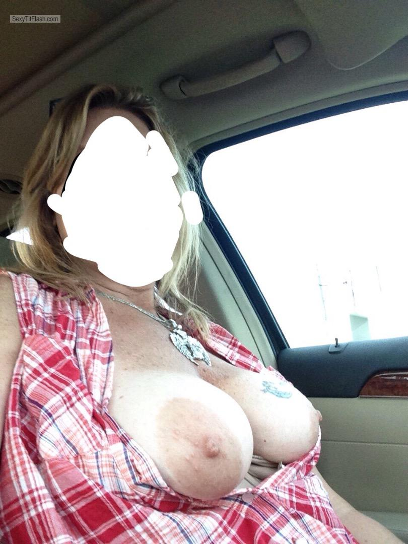 My Big Tits Selfie by Carfun