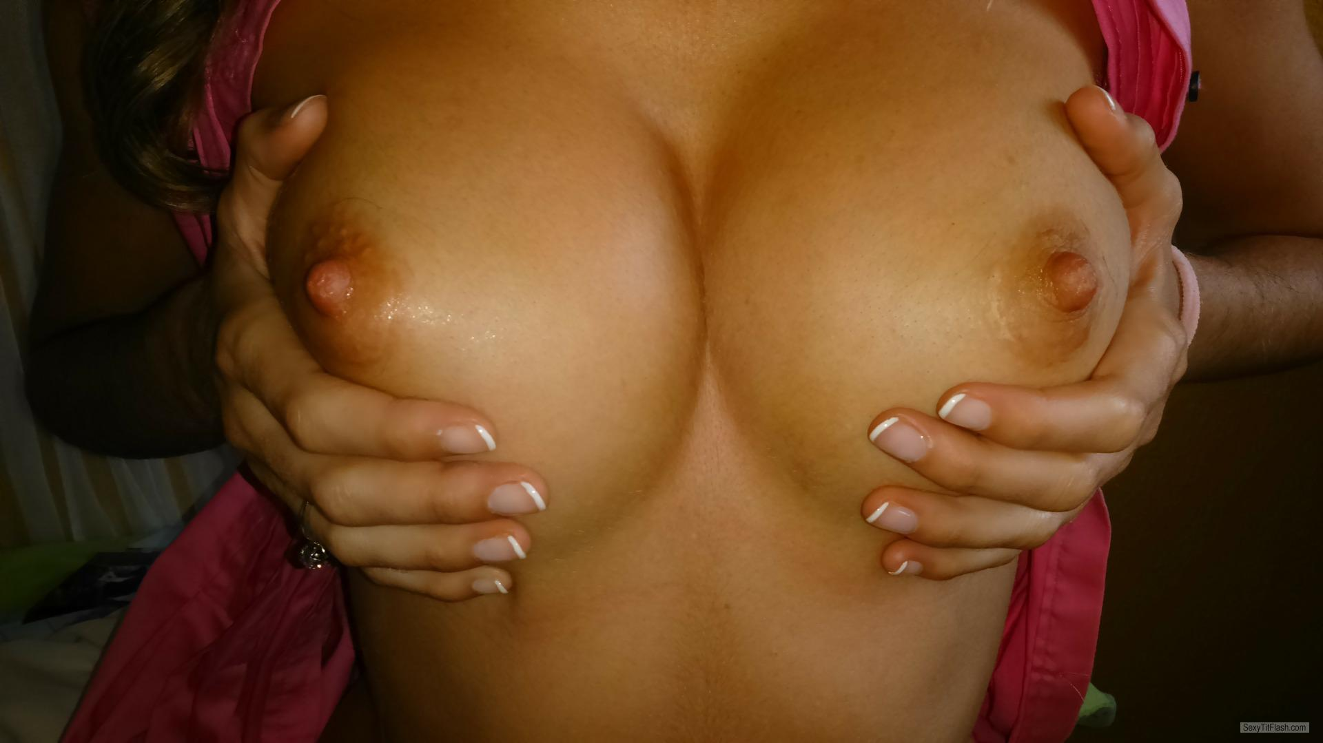 My Medium Tits Selfie by Emily Horny