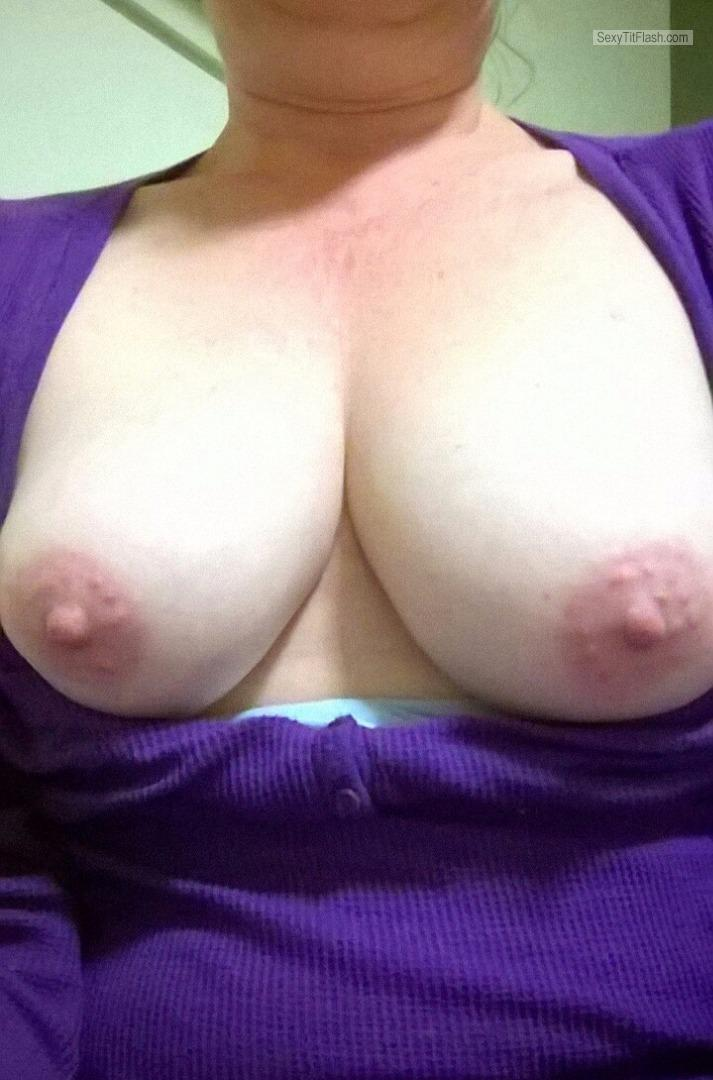 My Big Tits Selfie by Lonely Boobs