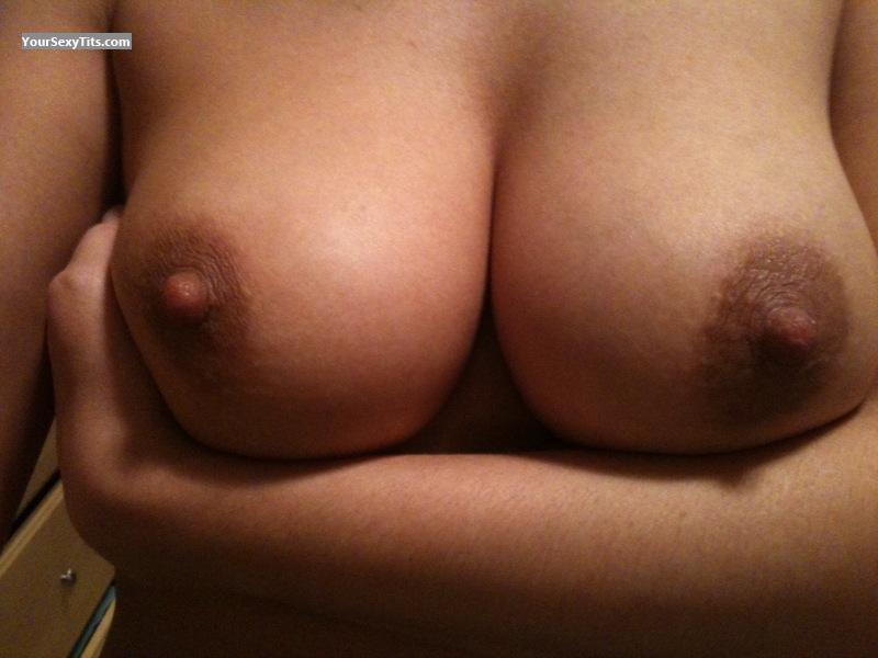 My Big Tits Selfie by Countrygirl