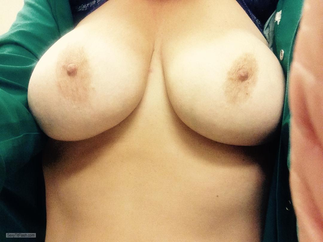 My Big Tits Selfie by Hotmom76