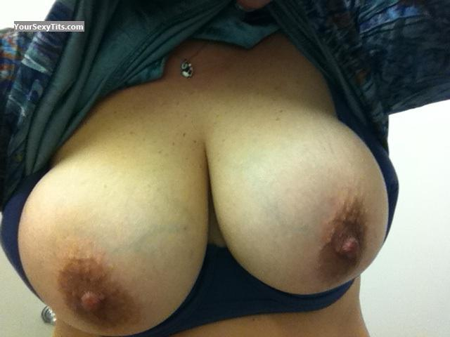 Tit Flash: My Big Tits (Selfie) - Molly from United States