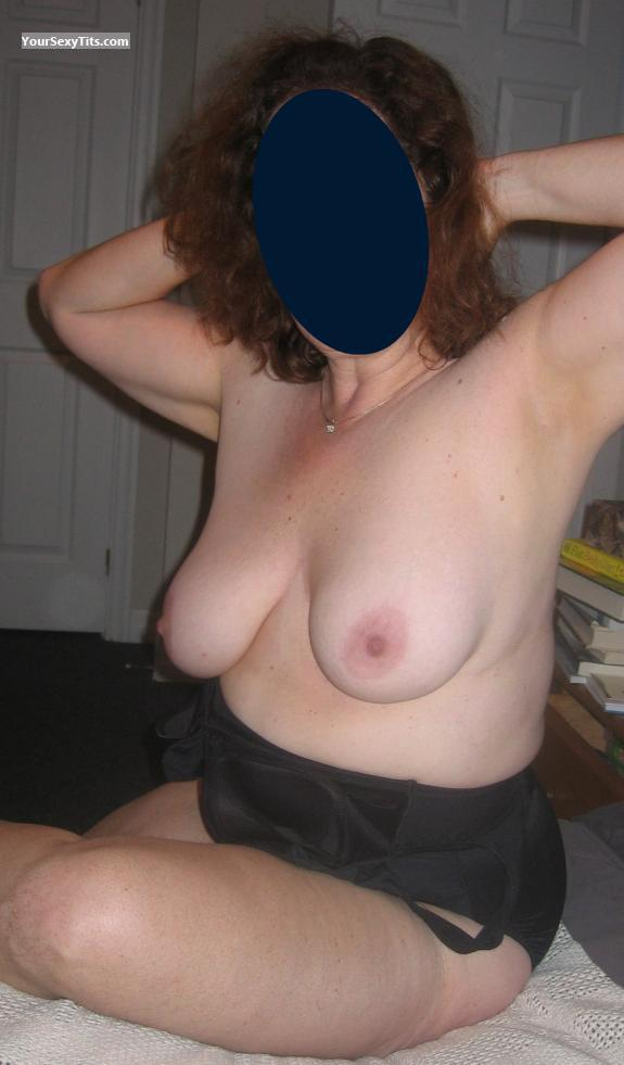 Tit Flash: Big Tits - Jenny from Canada