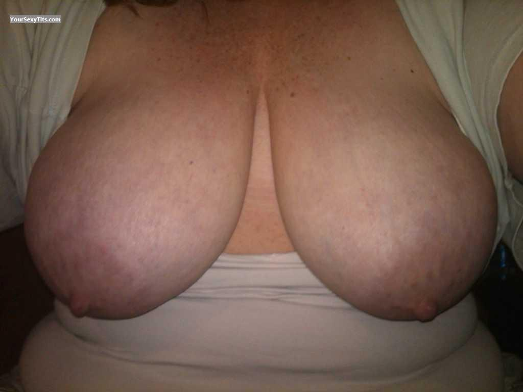My Big Tits Selfie by CarrieR