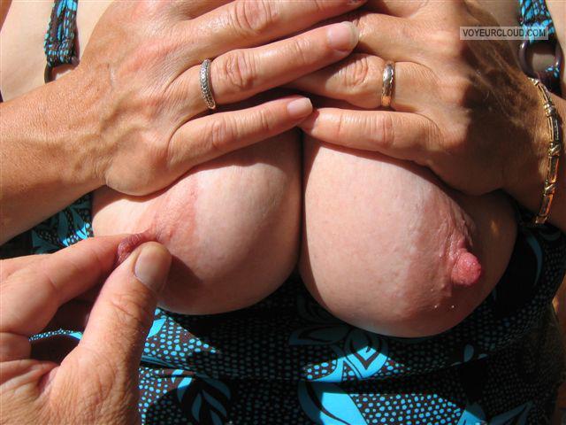 Natural Big Tit Pov Outdoor